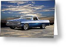 1964 Chevrolet El Camino I Greeting Card