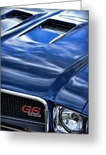 1970 Buick Gs 455  Greeting Card