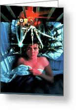 A Nightmare On Elm Street 1984 Greeting Card