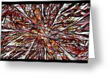 Abstraction 3101 Greeting Card