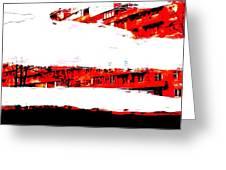 Acid House Greeting Card