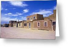 Acoma Pueblo Greeting Card