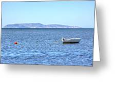 Aegadian Islands - Sicily Greeting Card