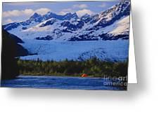 Alaska, Inside Passage Greeting Card