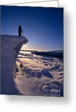 Alaska, Juneau Greeting Card