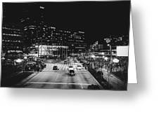 An Evening In Baltimore Greeting Card
