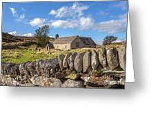 Ancient Welsh Church Greeting Card