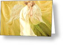 Angel Of Grace Greeting Card