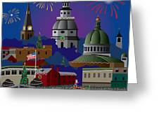 Annapolis Holiday Greeting Card