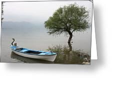 Apolyont Lake Greeting Card