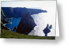 Arranmore Island, County Donegal Greeting Card