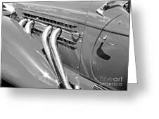 Auburn Boattail Speedster Greeting Card