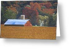Autumn Of Our Father's Greeting Card