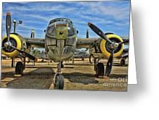 B-25 Mitchell Greeting Card
