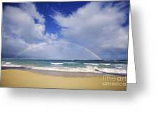 Baldwin Beach Greeting Card
