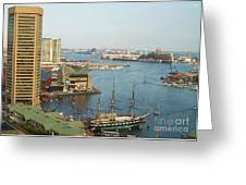 Baltimore Greeting Card
