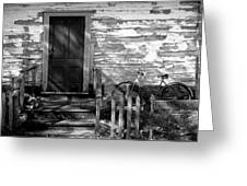 Bannish Home - 1900's Greeting Card