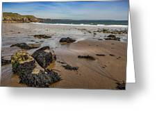 Barafundle Bay Greeting Card