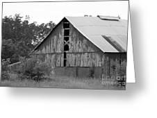 Barn In Kentucky No 70 Greeting Card