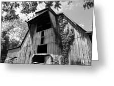 Barn In Kentucky No 66 Greeting Card