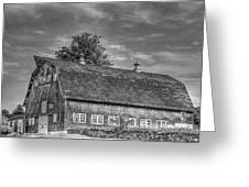 Ct. Barn Greeting Card