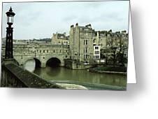 Bath, England Greeting Card