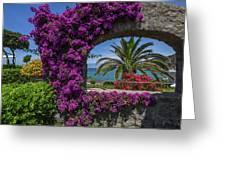 Beautiful Ischia Greeting Card