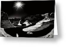 Beautiful Lake Powell Greeting Card