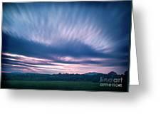 Beautiful Sky Greeting Card
