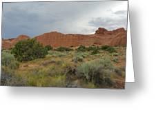 Utah Scenery Greeting Card