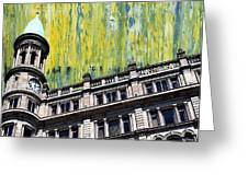 Belfast Architecture 6 Greeting Card
