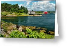 Bell Island Greeting Card