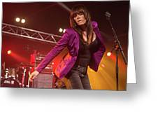Beth Hart Greeting Card