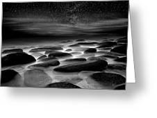 Beyond Our Imagination Greeting Card