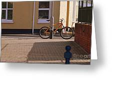 Bike Greeting Card