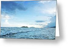 Binh Hai Beach, Quang Ngai Greeting Card