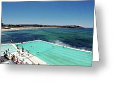 Bondi Beach Greeting Card