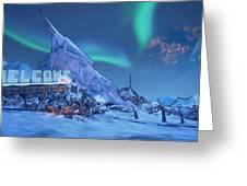 Borderlands 2 Greeting Card