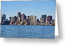 Boston Mar142 Greeting Card