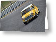 Brands Hatch Mini Festival Greeting Card