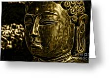 Buddah Collection Greeting Card