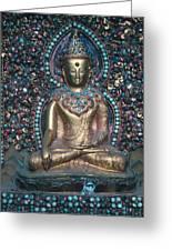 Buddhist Deity Greeting Card