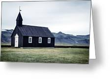 Budir - Iceland Greeting Card