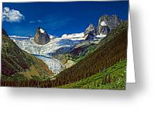 Bugaboo Spires Greeting Card