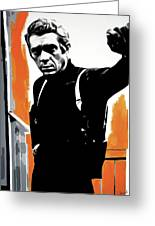 Bullitt Greeting Card