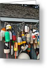 Buoys Greeting Card