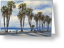 C Street Ventura  Greeting Card