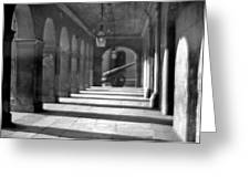Cabildo Arches Greeting Card