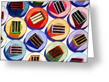 Cake For Everyone Greeting Card
