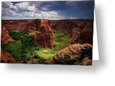 Canyon Wonderland Greeting Card
